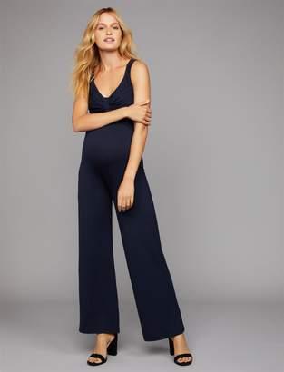 Pietro Brunelli Pea Collection Key West Maternity Jumpsuit
