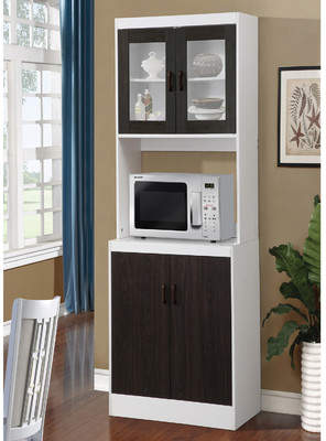 Andover Mills Aaronsburg Microwave Cart