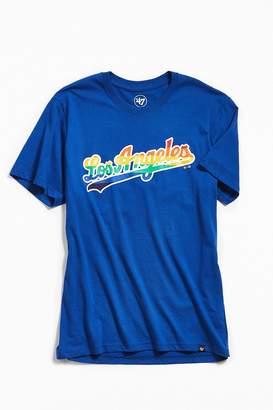 '47 '47 Brand Los Angeles Rainbow Logo Tee
