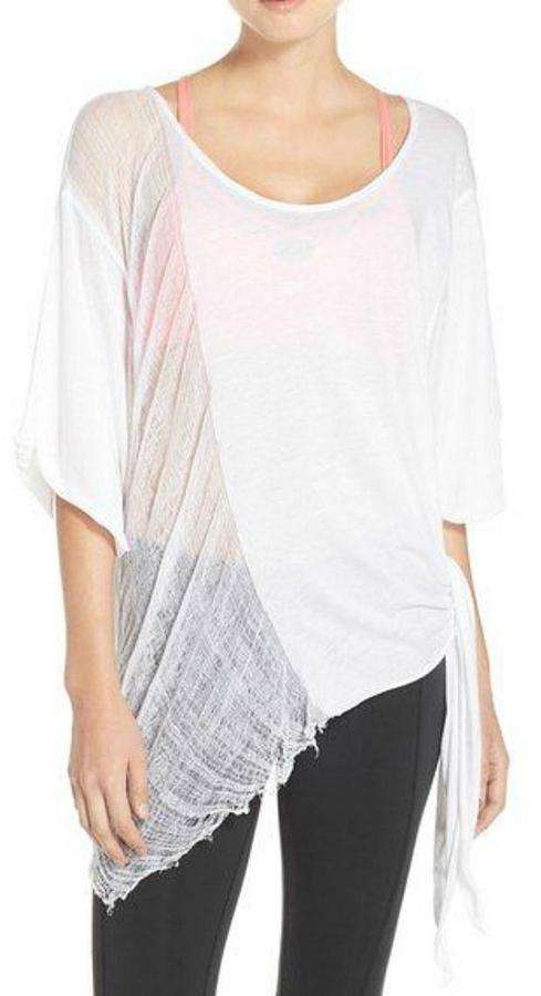 Free People Shredded Cover Up