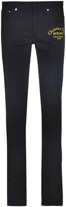 Christian Dior Logo Jeans