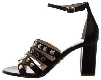 Jerome C. Rousseau Abel Embellished Sandals w/ Tags