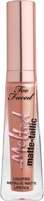 Too Faced Melted Matte-tallics Liquid Lipstick