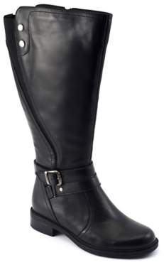 David Tate Safina Extra Wide Calf Riding Boot