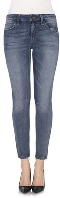Women's Joe's Icon Released Hem Ankle Skinny Jeans $179 thestylecure.com