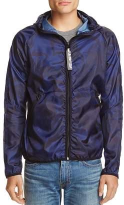 G Star Strett Hooded Gym Bag Jacket
