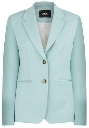 SET Tailored Blazer