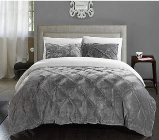Joseph A Chic Home Josepha 7 Piece King Bed In a Bag Comforter Set Bedding