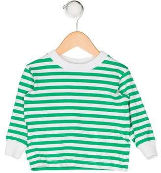 Florence Eiseman Girls' Striped Long Sleeve Top