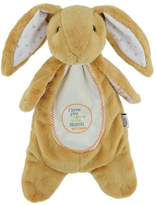 """Kids Preferred Guess How Much I Love You"""" Nutbrown Hare Buddy Blanket"""