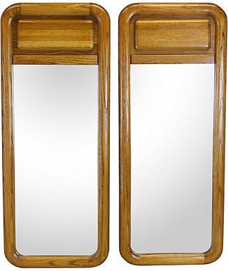 Oak Framed Mirror - ShopStyle