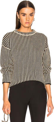 Raquel Allegra Boxy Pullover Sweater
