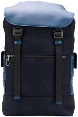 Bottega Veneta Hi-tech canvas backpack