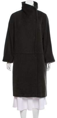 Max Mara Alpaca Long Coat