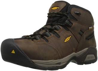 Keen Men's Detroit XT Mid Steel Toe Waterproof Work Boot
