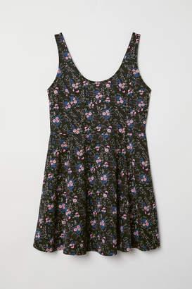 H&M H&M+ Jersey Dress - Pink