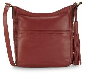 Cole Haan Gabriella Leather Crossbody Bag