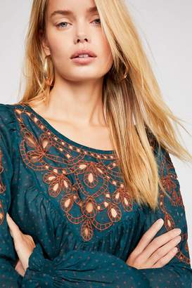 Everything I Know Cutwork Top