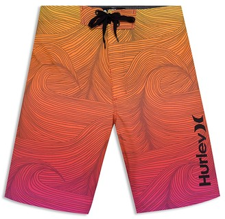 Hurley Boys' Phantom 30 Brooks Board Shorts - Big Kid $50 thestylecure.com