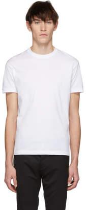 DSQUARED2 White Chic Dan Fit T-Shirt
