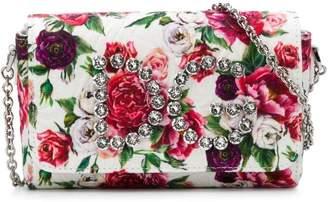 Dolce & Gabbana floral print shoulder bag