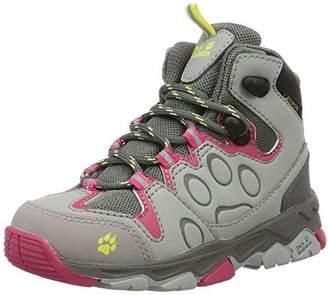 Jack Wolfskin Unisex Kids' MTN Attack 2 Texapore Mid K Wasserdicht High Rise Hiking Shoes