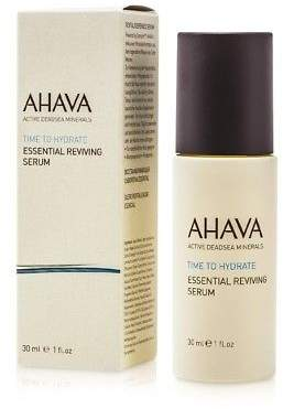 Ahava NEW Time To Hydrate Essential Reviving Serum 30ml Womens Skin Care
