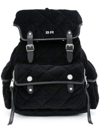 Sonia Rykiel quilted backpack