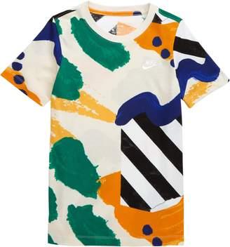 Nike Sportswear Summer Print T-Shirt