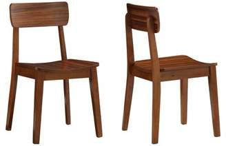 Boraam Zebra Series Hagen Chairs - Set of 2