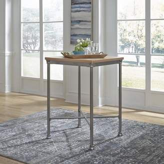 Home Styles French Quarter Bar Table White