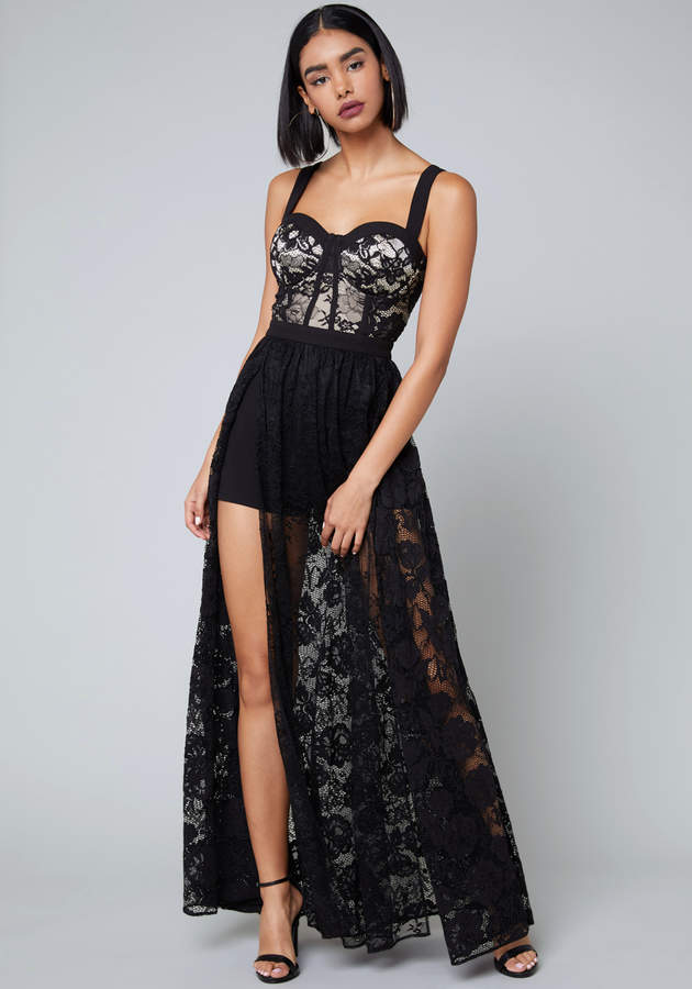 Logan Shorts Gown