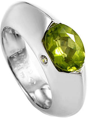 Piaget Heritage  18K Diamond & Peridot Ring