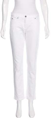 MICHAEL Michael KorsMichael Kors Mid-Rise Skinny Jeans