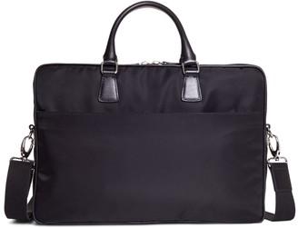 Brooks Brothers Nylon Slim Briefcase