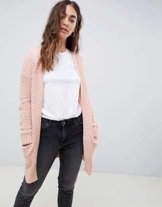 Vero Moda chunky knitted cardigan