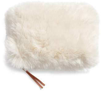 Nordstrom Cuddle Up Faux Fur Pouch