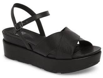 Eileen Fisher Juno Platform Sandal (Women)