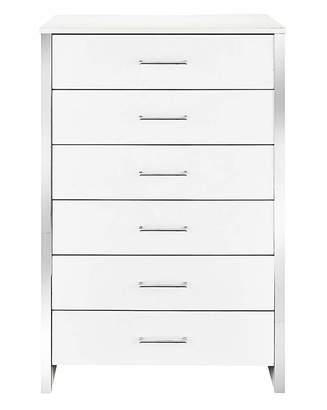 Tall White Chest Of Drawers Shopstyle Uk