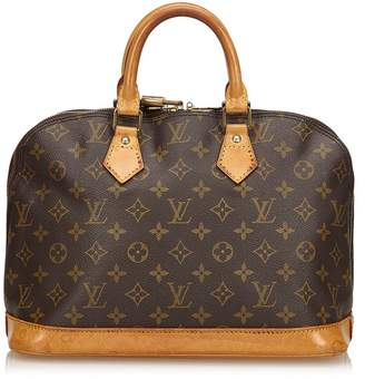 Louis Vuitton Vintage Monogram Alma Pm