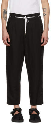 SASQUATCHfabrix. Black Marebito Trousers