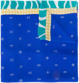A Peace Treaty multi print scarf
