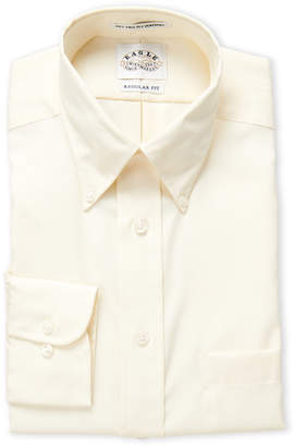 Eagle Corn Silk Regular Fit Dress Shirt