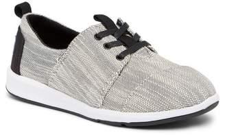 af7cdc26de9 Free Shipping  100+ at Nordstrom Rack · Toms Textured Woven Delrey Sneaker  (Little Kid   Big ...