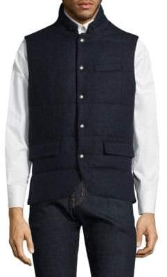 Polo Ralph Lauren Quilted Wool Vest