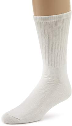 Wigwam Super 60 Crew 3 Pack Socks, White
