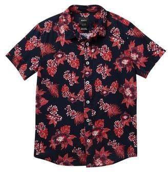 RVCA Floral Woven Shirt (Big Boys)