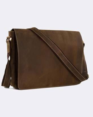 Brooklyn Messenger Bag