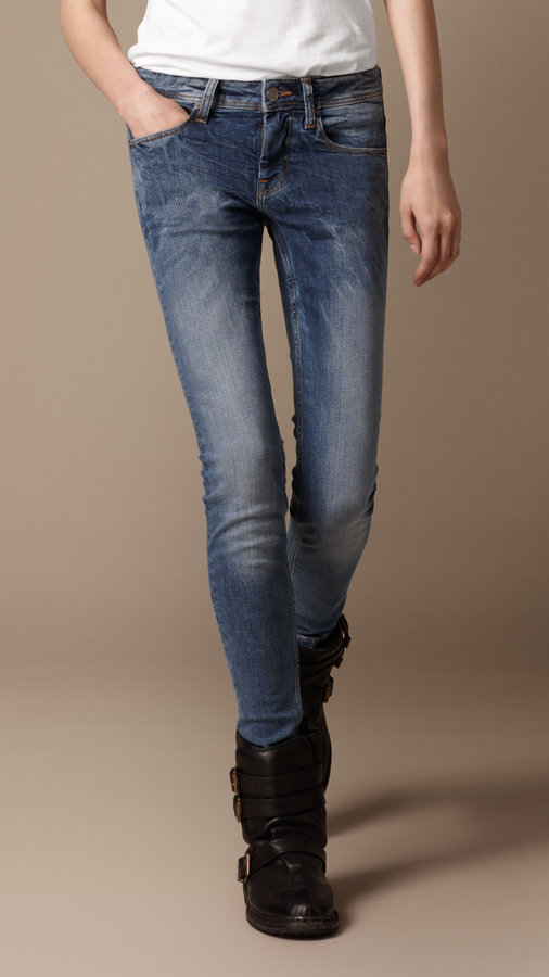 Langley Cropped Skinny Fit