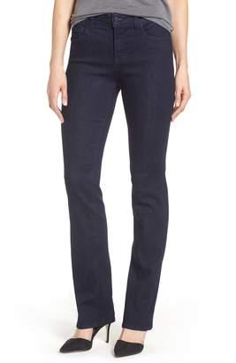 NYDJ Marilyn Short Straight Leg Jeans